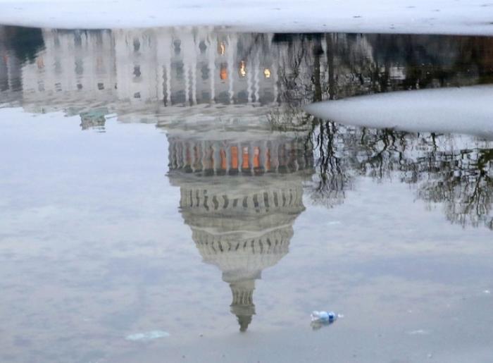 """Vote jeudi au Sénat américain sur deux textes pour mettre fin au """"shutdown"""""""