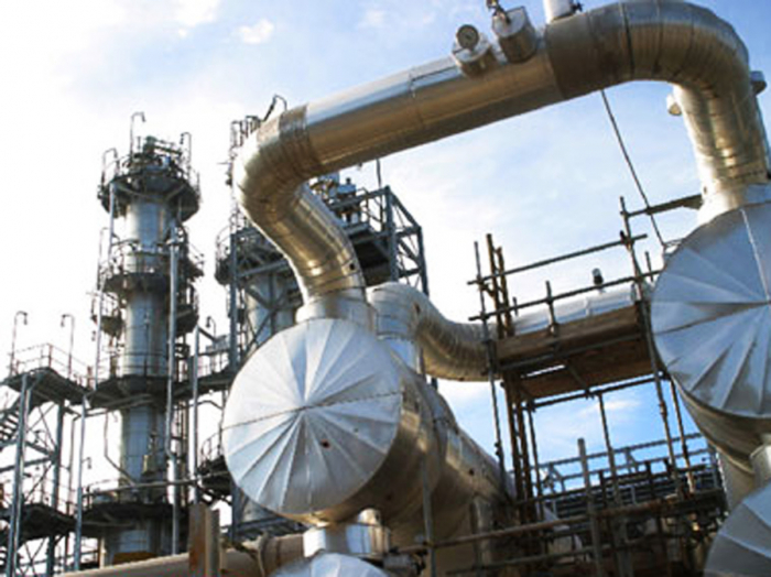 Stage 1 of Baku refinery's modernization is close to completion