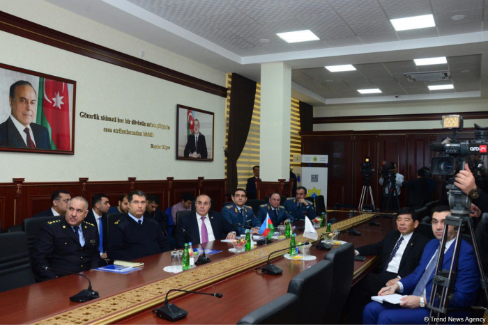 Azerbaijan example for other WCO countries: secretary general