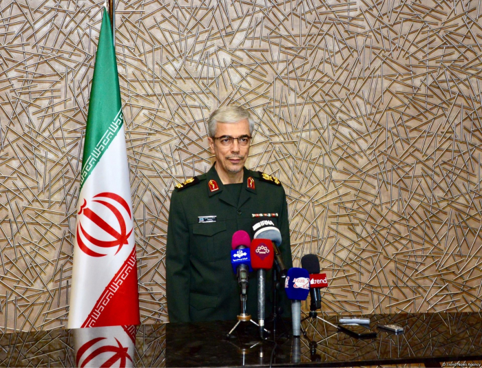 Major General: Iran considers Azerbaijan neighbouring, friendly, fraternal country