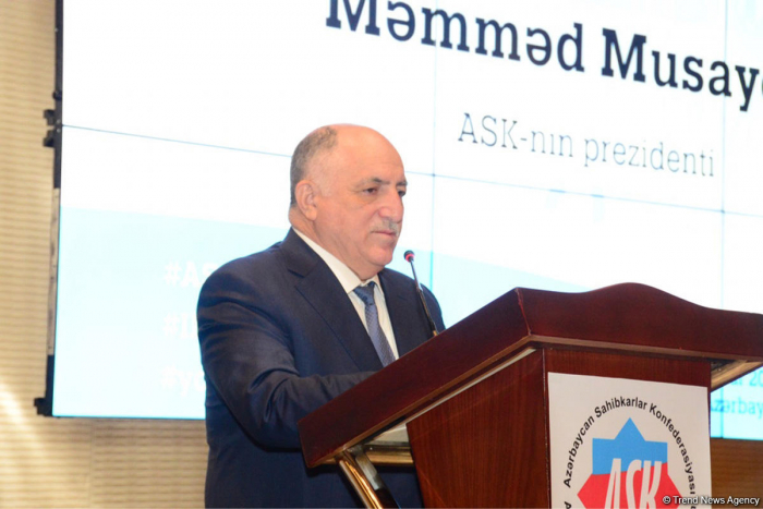 Curricula in Azerbaijan must be adapted to labor market requirements - confederation