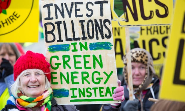 UK has biggest fossil fuel subsidies in the EU, finds commission