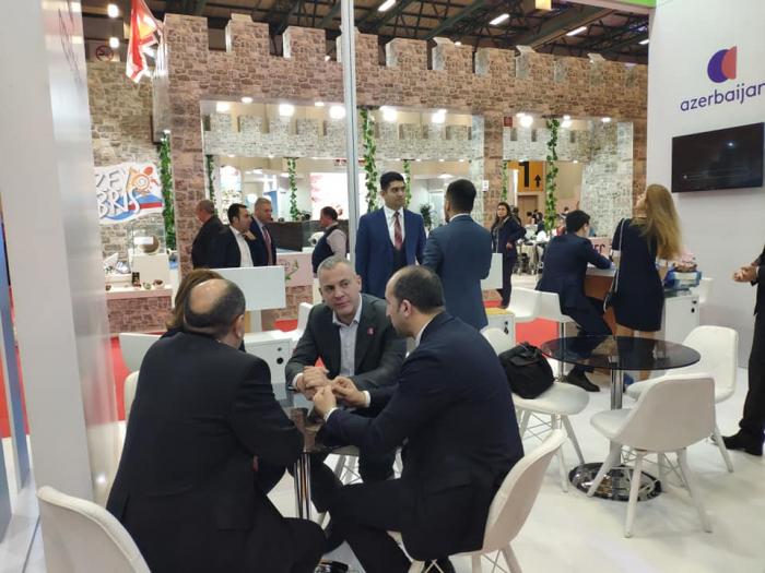 Azərbaycanın turizm imkanları Türkiyədə - Fotolar