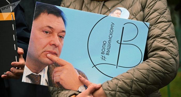 Rusia rechaza usar a Vishinski y a otros periodistas como moneda de cambio