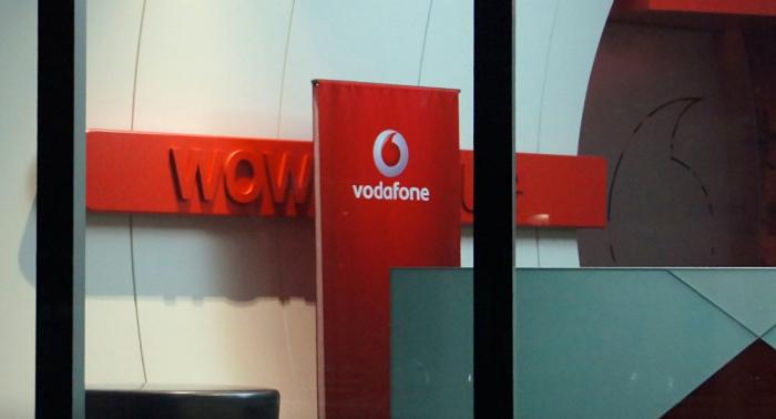 Vodafone propone despedir el 23,5% de la plantilla en España