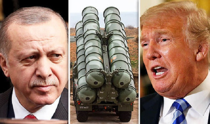 """ABŞ """"S-400""""lərlə bağlı Türkiyəyə xüsusi qrup göndərir"""