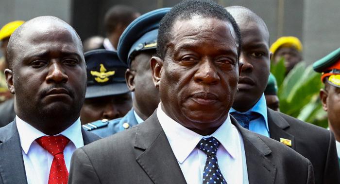 El presidente de Zimbabue hace un llamado a la unidad y al diálogo