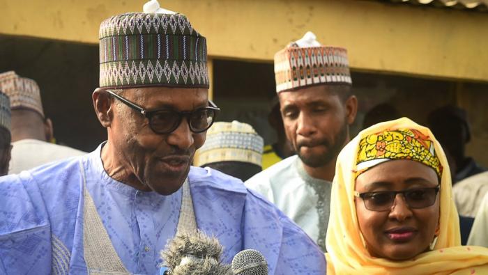 Nigeria:  le président sortant Muhammadu Buhari en tête de la présidentielle