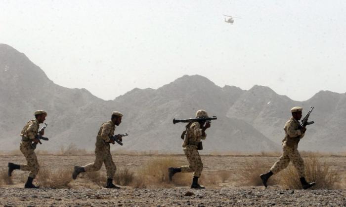 İranda hərbi bazaya hücum: Ölən və yaralılar var