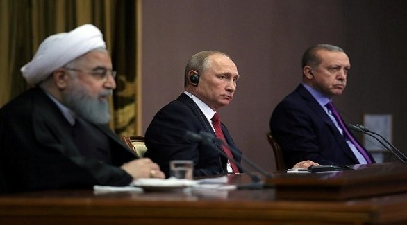 بوتين لتركيا وإيران: لا تغاضي عن وجود المتشددين في إدلب