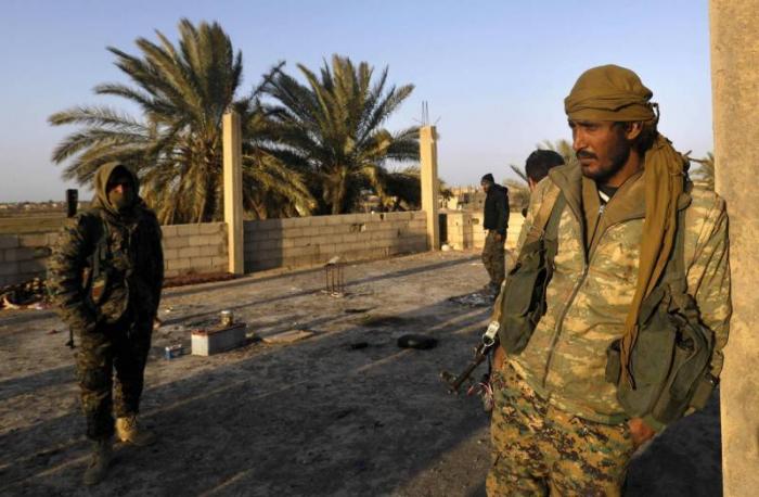 Syrie : les FDS ont remis 14 jihadistes français à l