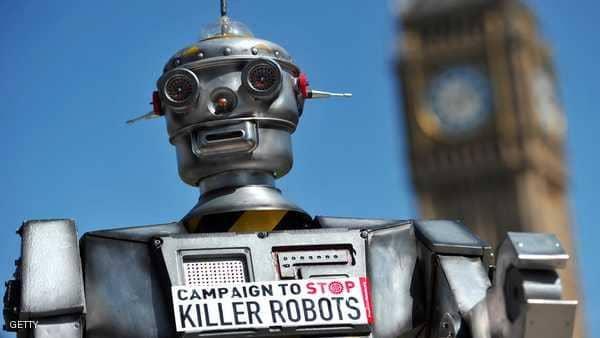 """تحذير من """"الروبوتات القاتلة"""".. ومخاوف على مستقبل البشرية"""