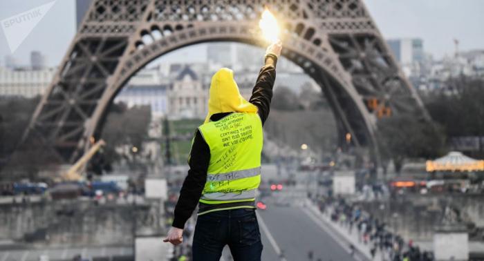 """أعمال """"معادية للسامية"""" تثير جدلا في فرنسا ومطالبات بمساواتها بـ""""معاداة الصهيونية"""""""