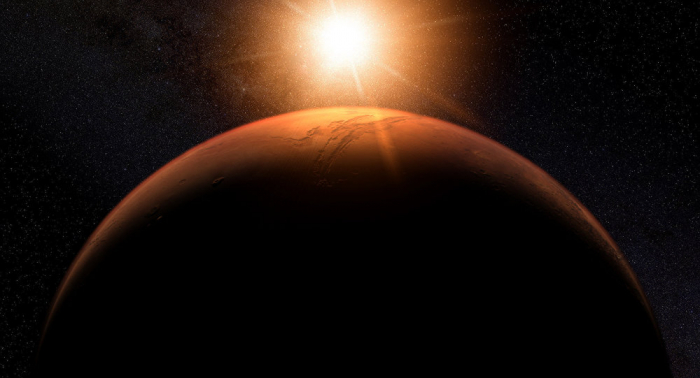 Le Nasa dévoile une vidéo panoramique de Mars fournie par Curiosity