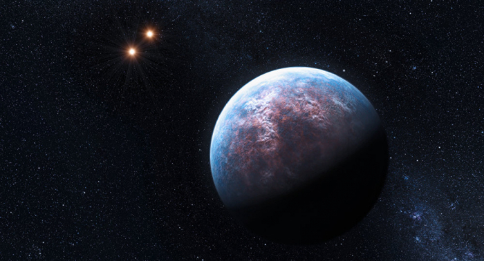 Scientists analyze mysterious origin of Exoplanet made of iron