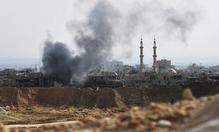 Suriyada dinc sakinlərə hücum edilib - Ölənlər var