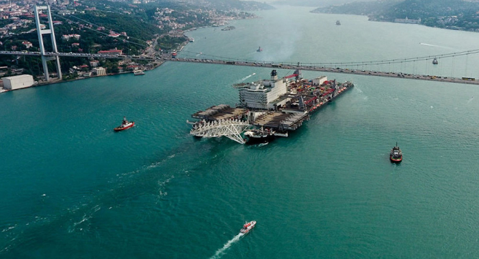 Ankara plans to spend $23mln on TurkStream Gas Pipeline