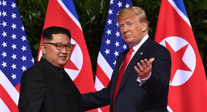 Tramp Kim Çen Inla görüş tarixini açıqladı