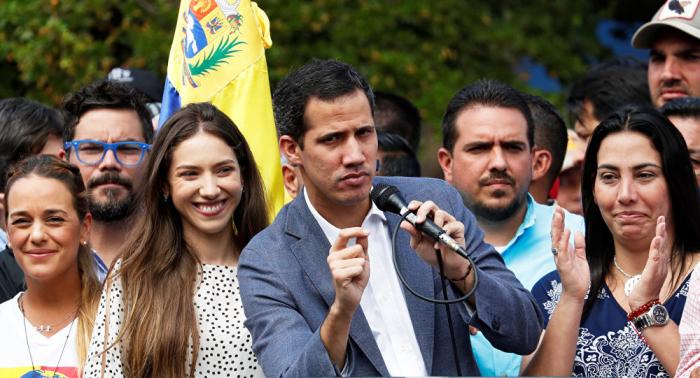 Nine European countries recognise Guaido as Interim Venezuelan Leader