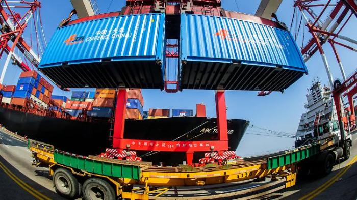 China bewegt sich im Handelsstreit mit USA