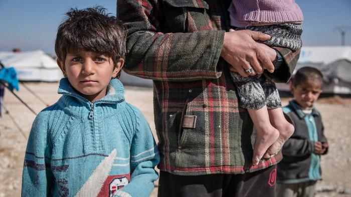 Jedes fünfte Kind wächst in Konfliktgebieten auf