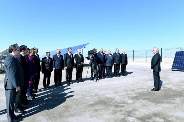 """""""Muxtar respublikada enerji təhlükəsizliyi təmin edilib"""" - Vasif Talıbov"""