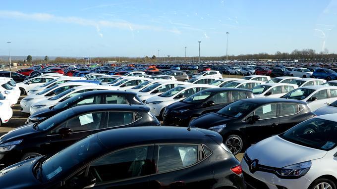 Le marché automobile européen débute l