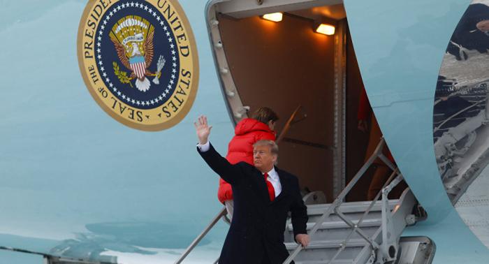 بعد أسرها في سوريا... ترامب: لن نسمح بعودة هدى مثنى إلى أمريكا