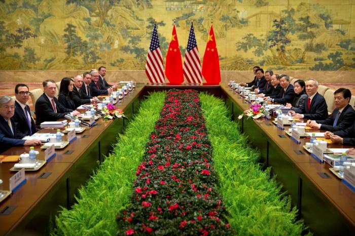 ABŞ-Çin ticarət sazişinin konturları müəyyənləşib