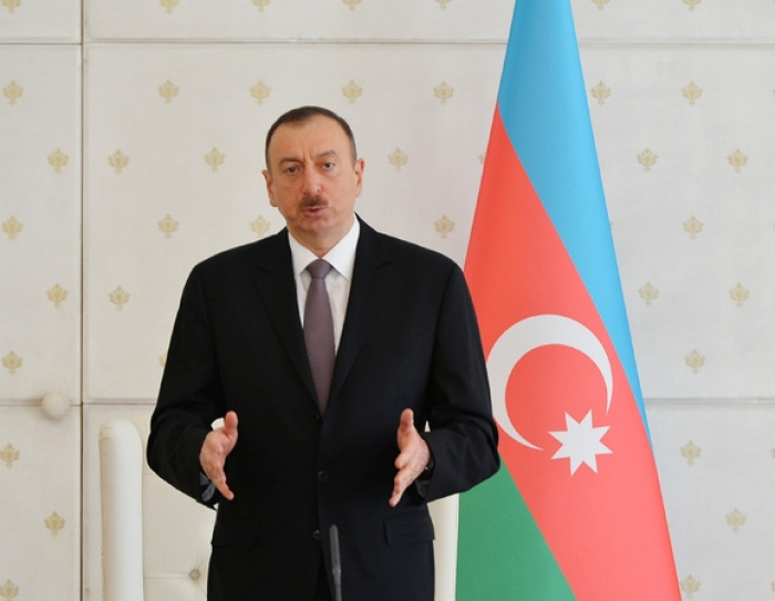 """Azərbaycan Prezidenti: """"İslahatlar davam etdiriləcək"""""""
