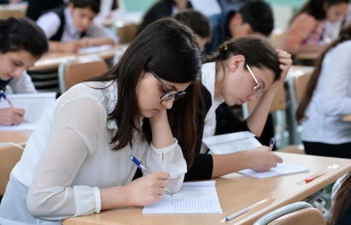 Sınaq imtahanının nəticələri açıqlandı