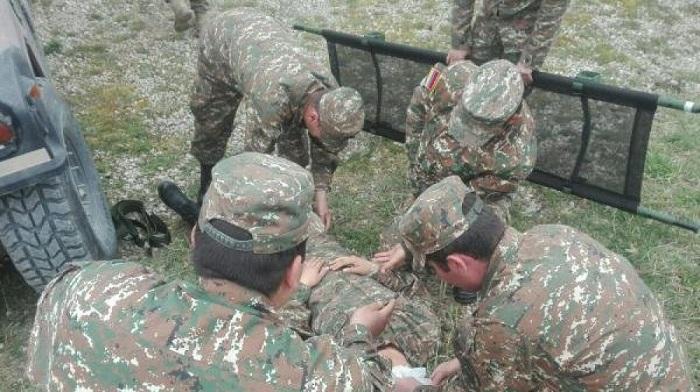 Ermənistanın Müdafiə Nazirliyini ifşa edən ölüm faktı
