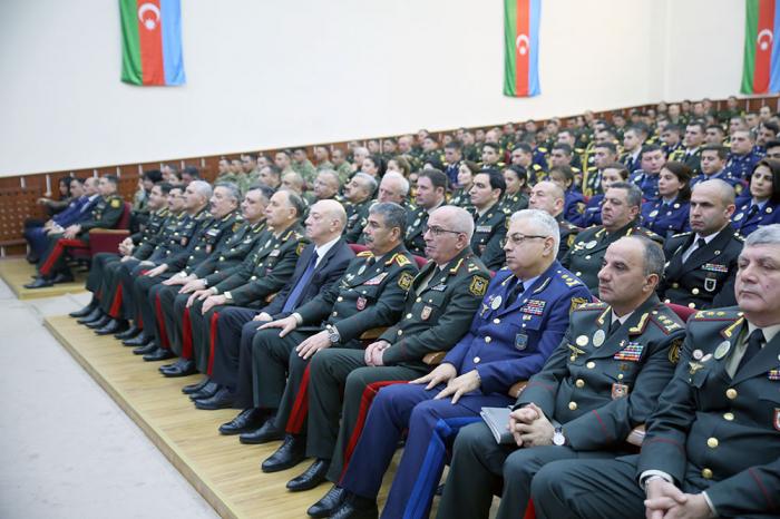 Azərbaycan Ordusu gənclərinin ümumrespublika toplantısı keçirilib - VİDEO