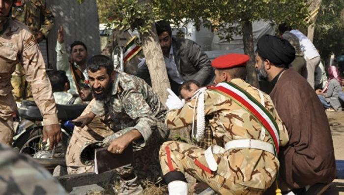 İranda terror aktı törədilib - 41 ölü (Yenilənib)