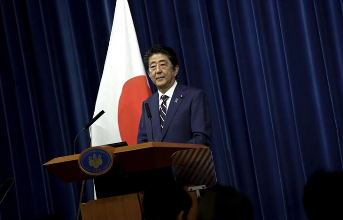 Japanese PM vows to find acceptable solution to peace treaty issue with Russia