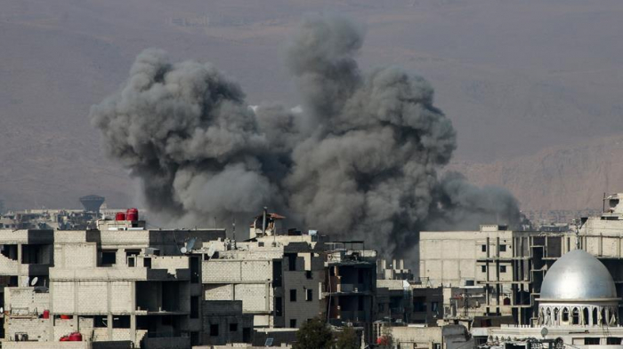 197 Syrian civilians killed last month: UK-based NGO