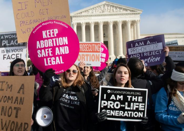 US top court delays litmus test on abortion