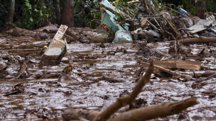 Death toll from Brazil dam collapse reaches 115