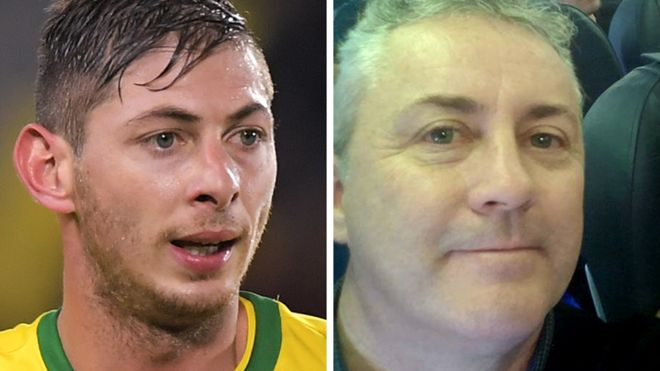 Emiliano Sala: Underwater search for plane off Guernsey