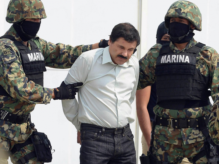 El Chapo raped girls as young as 13 and called them his 'vitamins', court documents say