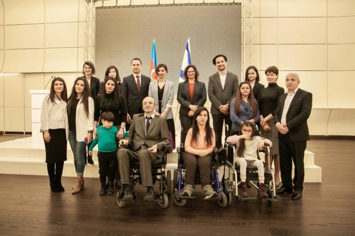 Azercell və İsrail Səfirliyinin birgə layihəsi