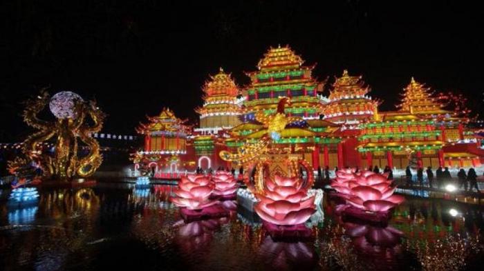 China se prepara para recibir el Año Nuevo Lunar