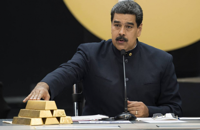 Maduro: Oil, gold & other riches behind Trump's Venezuela crusade