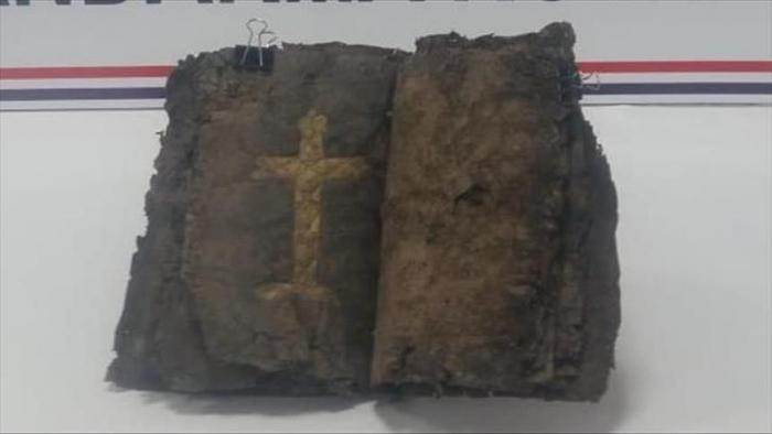 1,200-year Bible found in southeastern Turkey