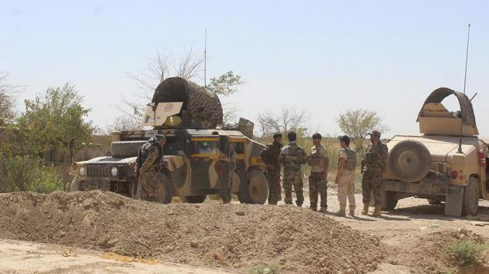 58 die in fresh clashes between Taliban, Afghan forces