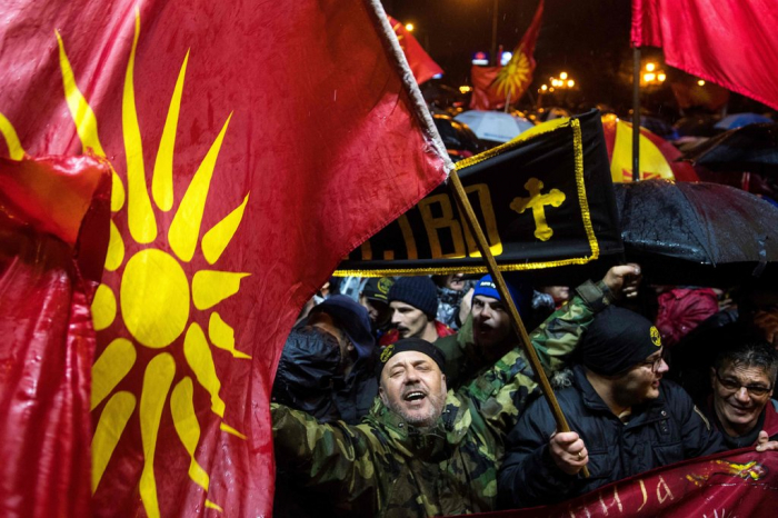 How a name change opened the door to NATO for Macedonia