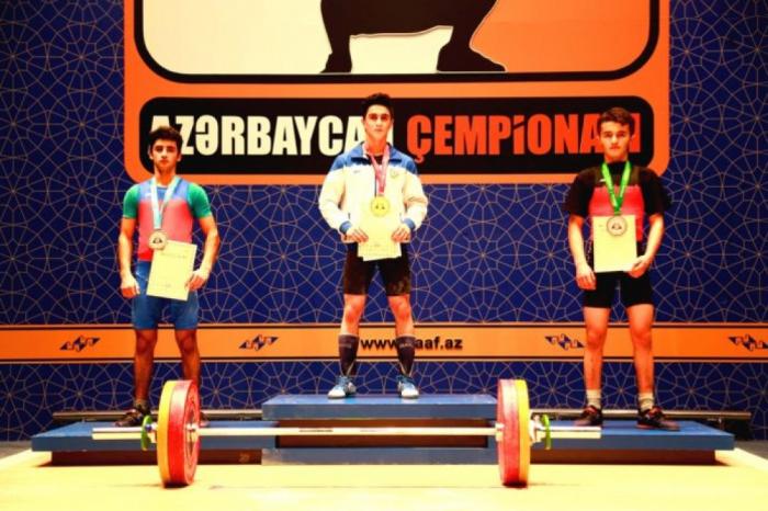 Məmmədov Azərbaycan çempionu oldu