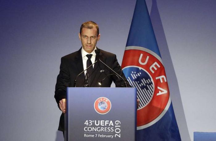 Aleksander Čeferin bis 2023 als UEFA-Präsident wiedergewählt