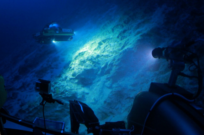Voyage into the unknown explores Indian Ocean