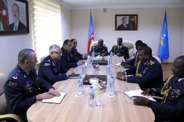 Azerbaijan, Nigeria discuss possibilities for co-op between air forces